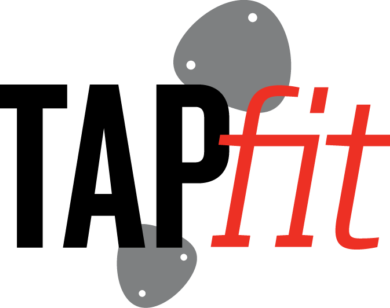 Transparent TAPfit Logo